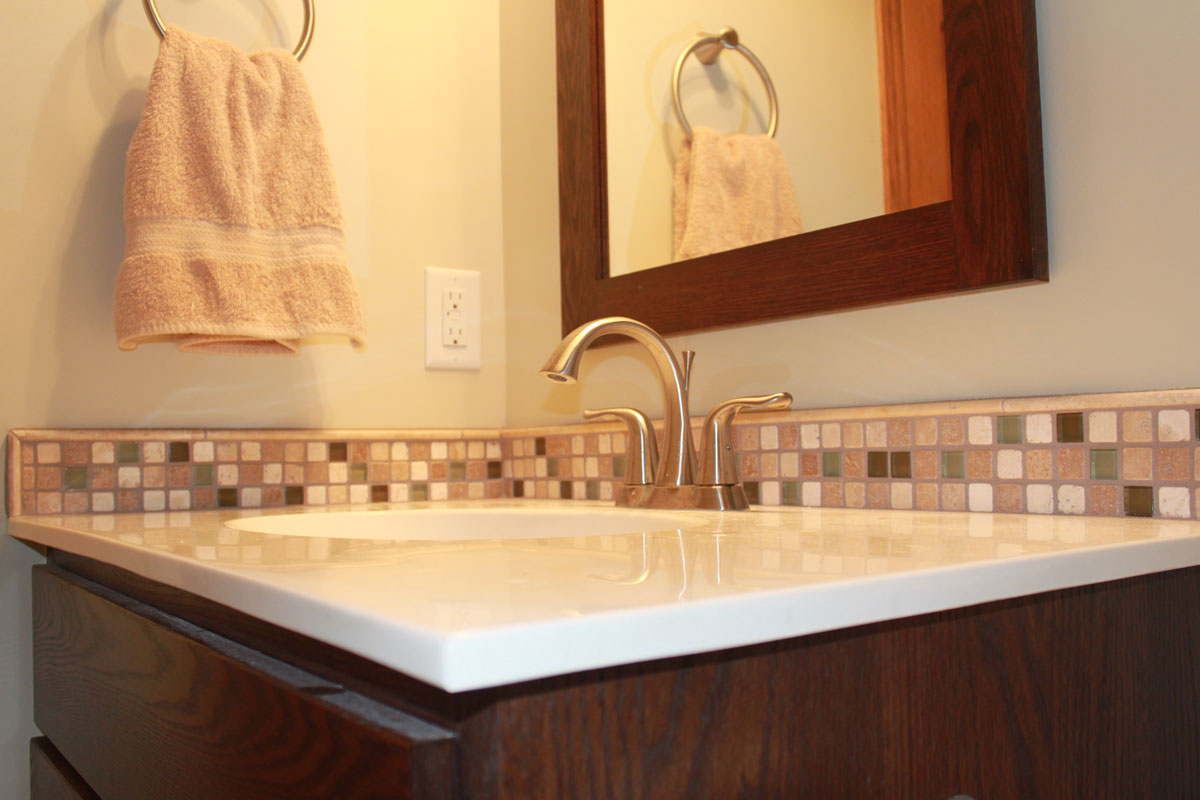 Portfolio Of Bathroom Remodeling Work Hybrook Homes Remodeling Basement Remodeling