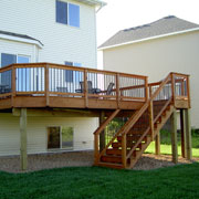 Deck Construction by Hybrook Construction